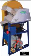 Moenda de Cana Vencedora M-700 INOX, bicas do caldo inox, acomp. polia e correia  (Sem o motor)