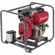 Motobomba Branco BD 815 I 2.1/2 x 2.1/2 Centrífuga Part. Elétrica 90303303 (a Diesel)