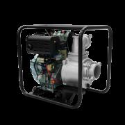 "Motobomba Toyama a Diesel - Autoescorvante  4""x4"" 10,5HP"