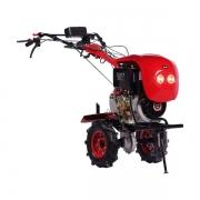 Motocultivador a Diesel TDT110 - 110cm,  enxada  c/luz -acomp.rodas - 2f./1r?