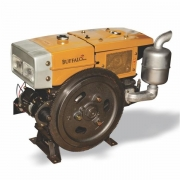 Motor Buffalo BFDE 22.0 Radiador C/ Farol Part. Elétrica 72207 (a Diesel, Refrigerado a Água)