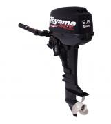 Motor de Popa Toyama TM9.8TS - 9.8HP - 2 tempos - rabeta curta - com marcha - tq