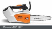 MSA 160 T Motosserra a bateria 30cm/12