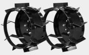 Rodas de Ferro 8 p Arado Aiveco (Jogo) p motocultivadores