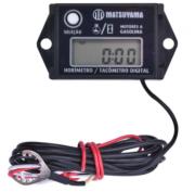 Tacômetro/Horímetro Para Motores À Gasolina