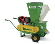 Triturador de Resíduos BIO-300 Sem Motor, Com POLIA S/FURO/100