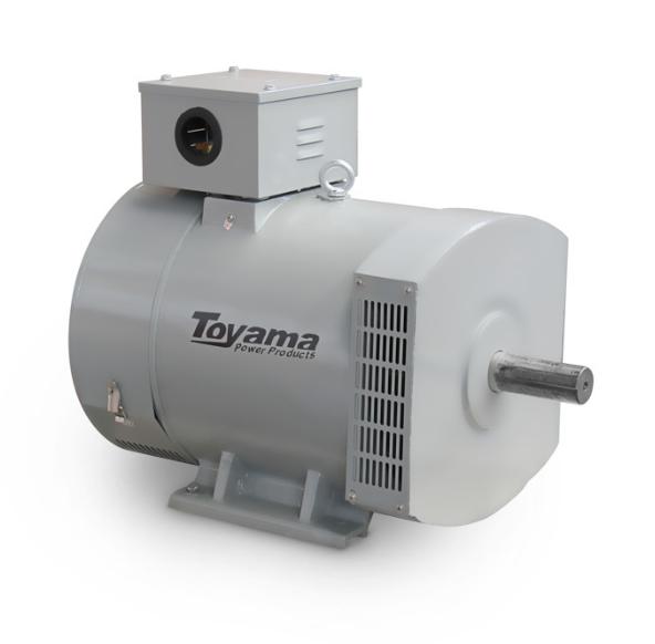 Alternador Toyama TA5.2CS2 Monofásico 5.2KW Max. 115/230V-60Hz 4 polos sem paine