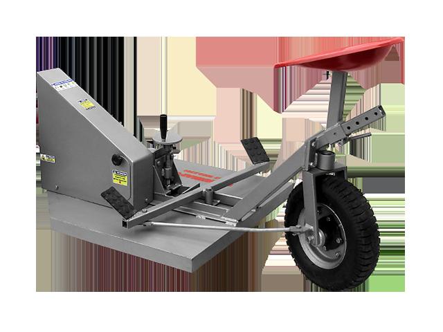 Aparador de Grama Traseiro para Motocultivador   AGT700