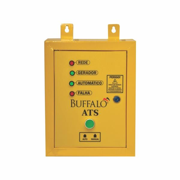 ATS Trifásico 380v Buffalo Para Geradores BFDE 6500 / 8000 cod 5203