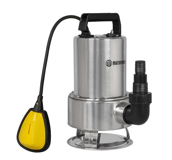 Bomba Submersivel Inox 1/2Hp 127V As