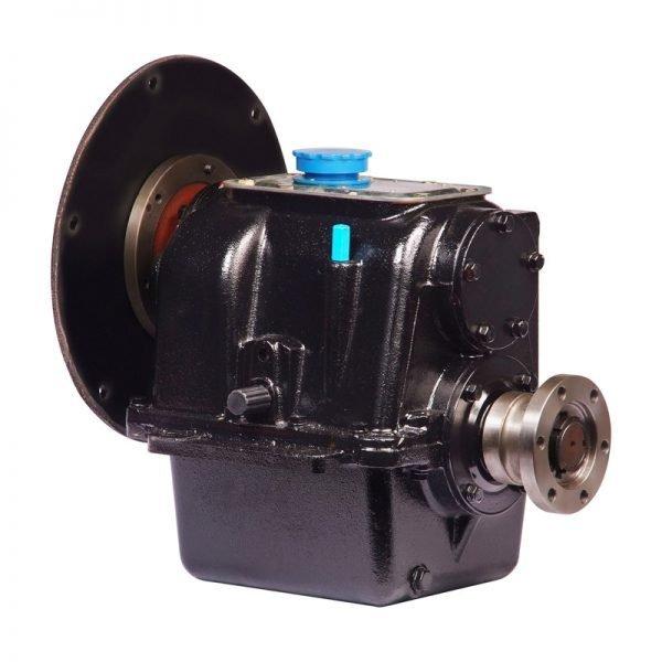 Caixa de Transmissão Reversora GB06 - rel. 2.5 :1 p motores diesel a agua até 25
