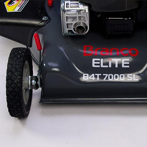 Cortador de Grama Branco Elite B4T 7000 SL C/ Motor Briggs / Saida Lateral 90317000 (a Gasolina)