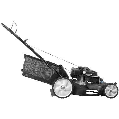 Cortador de Grama Tramontina CCT55M C/ Coletor / Tração 79774641 (a Gasolina)