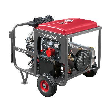 Gerador Branco BD 15000 E3 G2 Trifásico 220V Part. Elétrica 90313945 (a Diesel)