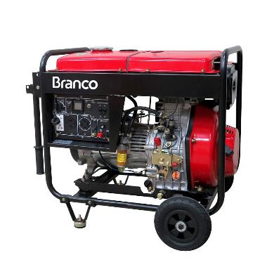 Gerador Branco BD 2500 Monofásico Part. Elétrica 90304393 (a Diesel)