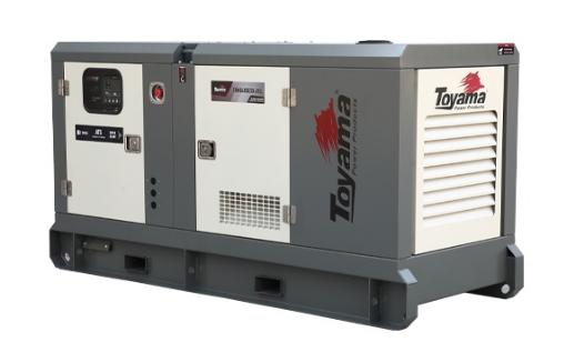 Gerador TDMG40SE3 Diesel REFRIGERADO a Água Trifásico 220V 40KVA Silencioso cab