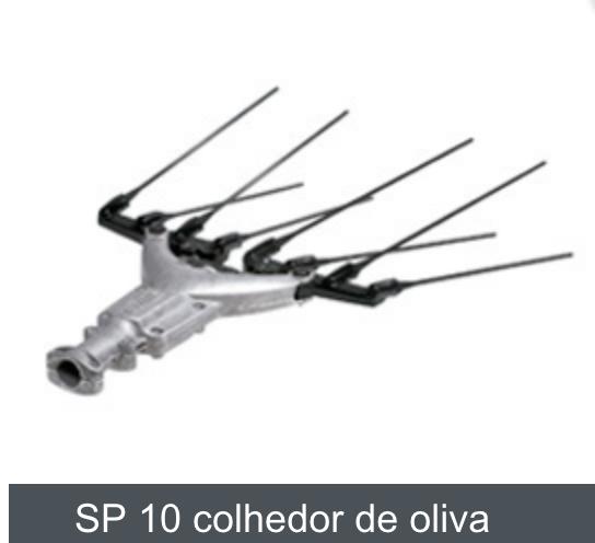 Implem. KA - SP 10 Derriçador Oliva