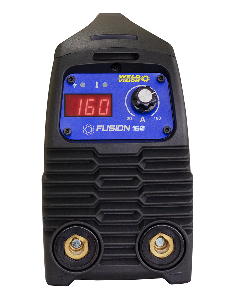 Inversora de solda FUSION 160 - 220 volts