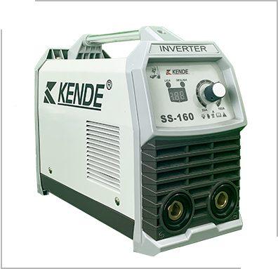 Inversora de Solda KENDE MMA SS-160 MONO MGL 220V 20A-160A