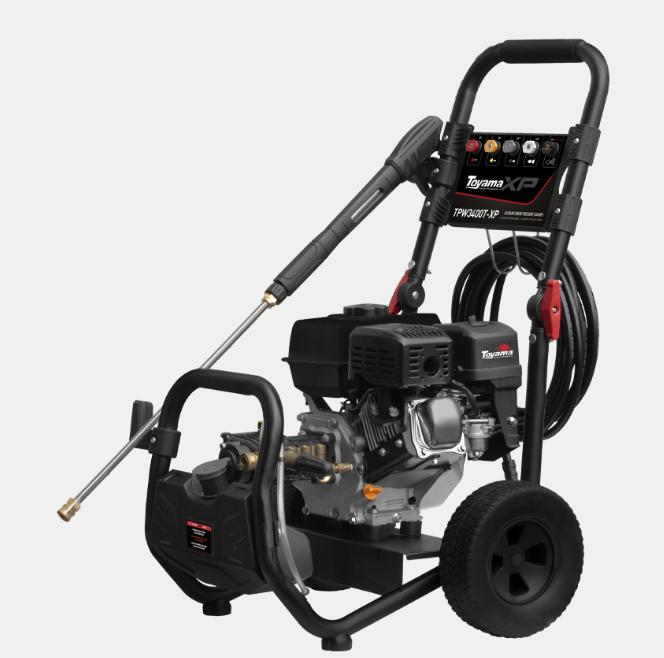 Lavadora de Alta Pressão a gasolina Toyama TPW3400T-XP 3400 psi