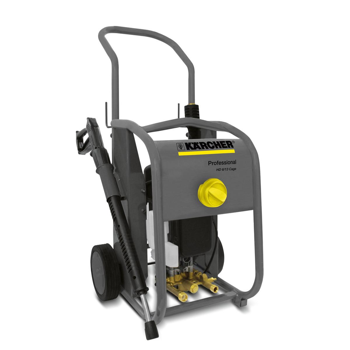 Lavadora de Alta Pressão Karcher - HD 6/15 CAGE PLUS  - 2175 psi 220V 3300W