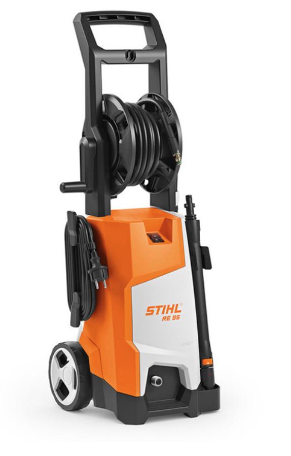 Lavadora de Alta Pressão Stihl RE 95 - 460l/h 1233 psi 127V
