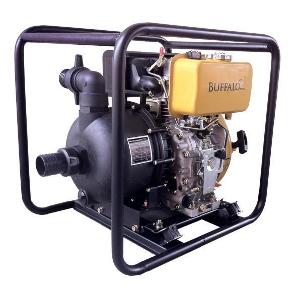 Motobomba Buffalo BFD 2 PU Prod Químico (m 7.0cv) Part. Manual 70728 (a Diesel)