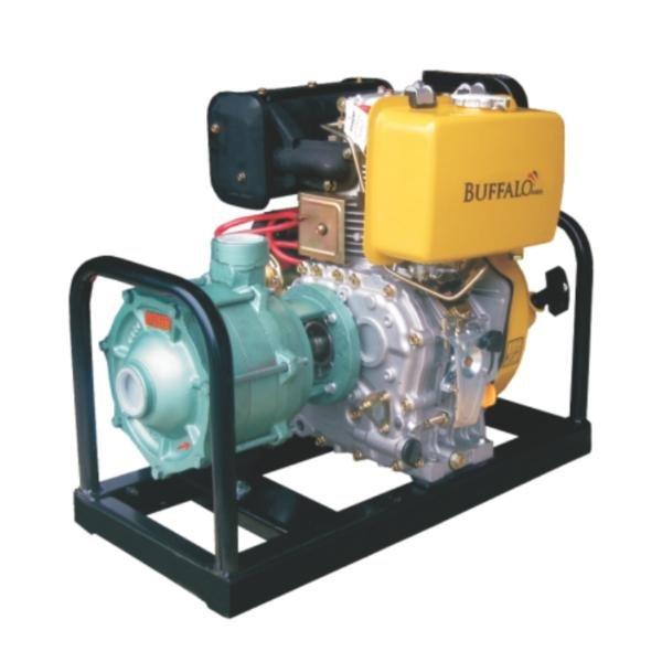 Motobomba Buffalo BFDE P15/3 3 Estágios (m 10.0cv) Part. Elétrica 71015 (a Diesel)