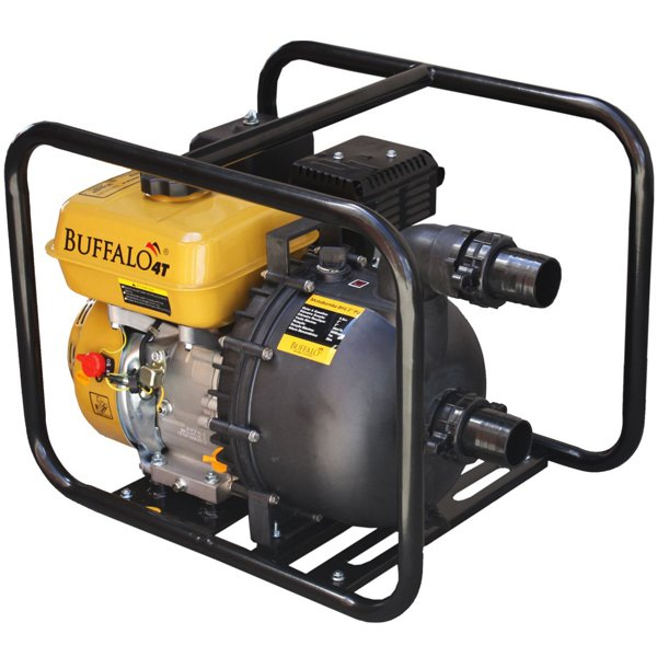 Motobomba Buffalo BFG 2 PU Prod Químico Part. Manual 60728 (a Gasolina)