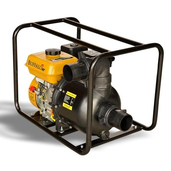Motobomba Buffalo BFG 3 PU prod químico (m 7.0cv) Part. Manual 60729 (a Gasolina)