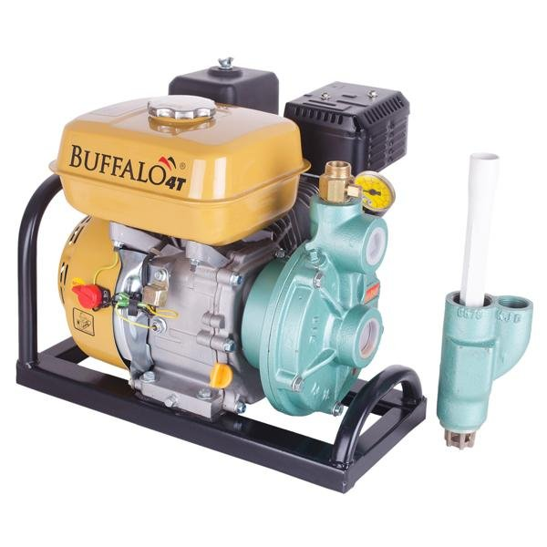 Motobomba Buffalo BFG TJ 16/30 injetora part. Manual 60511 (a gasolina)