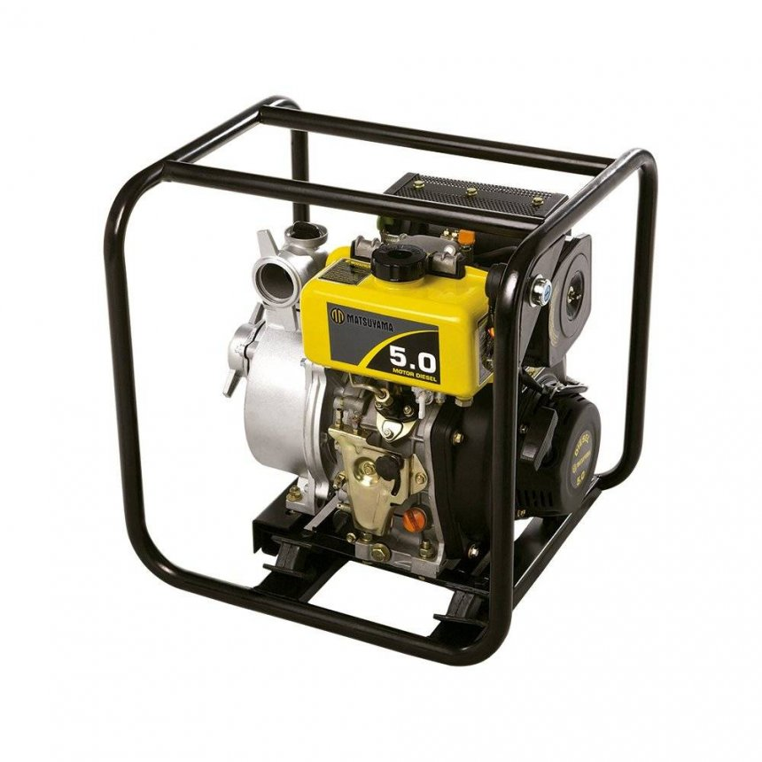 Motobomba Diesel 2?  P.E - 5,0 Hp