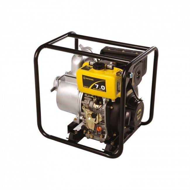 Motobomba Diesel 3? P.E - 7,0 Hp