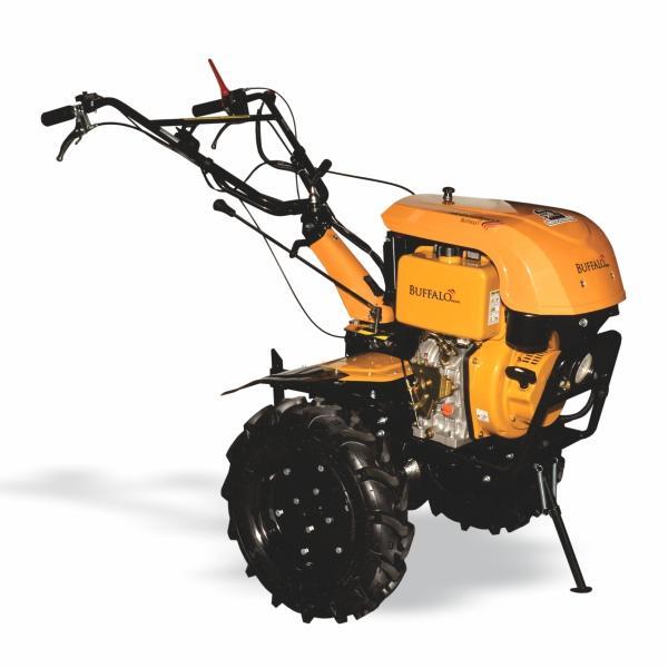 Motocultivador Buffalo BFDE 1120 Plus C (M. 10.0cv) C/ Farol - Carenagem Part. Elétrica 71067 (a Diesel)