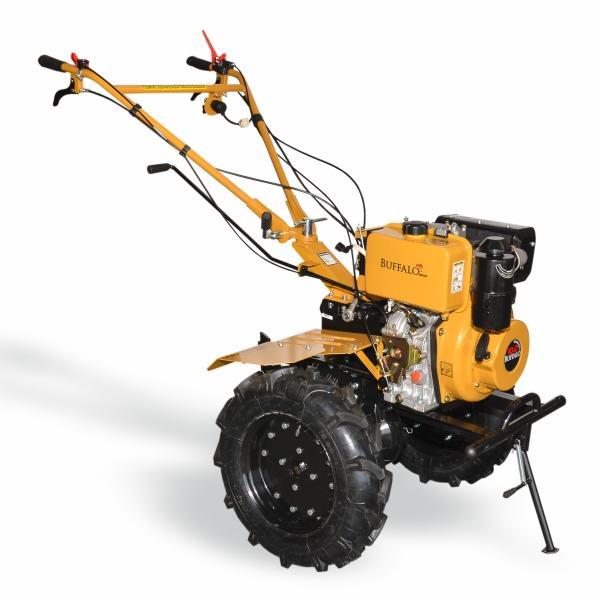 Motocultivador Buffalo BFDE 1120 Plus (M. 10.0cv) Part. Elétrica 71066 (a Diesel)