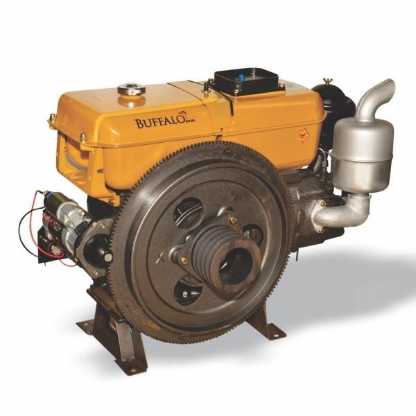 Motor Buffalo BFDE 22.0 Termossifão Part. Elétrica 72206 (a Diesel, Refrigerado a Água)