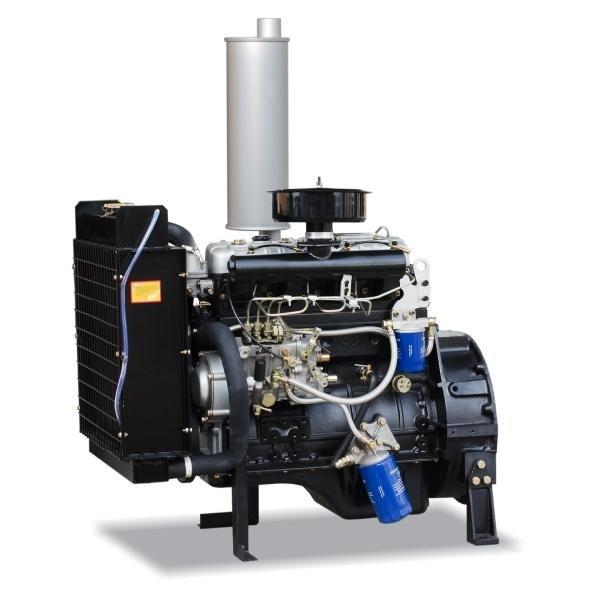 Motor Buffalo BFDE 4102 48 cv c/ 4 Cilindros 1800rpm Part. Elétrica 74800 (a Diesel, Refrigerado a Água)