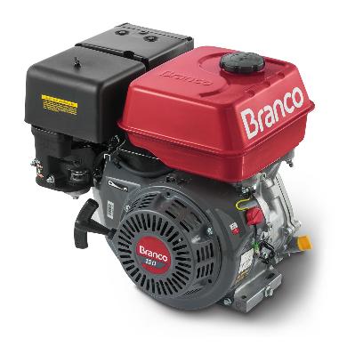 Motor Branco B4T 15.0H C/ Alerta de Óleo Part. Manual 90315810 (a Gasolina)