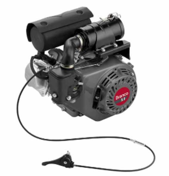 Motor Branco B4T 5.5 cx G3 P/ Compactador Part. Manual 90313660 (a Gasolina)