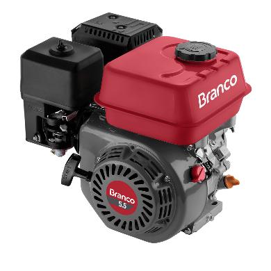 Motor Branco B4T 5.5H Part. Manual 90313430 (a Gasolina)