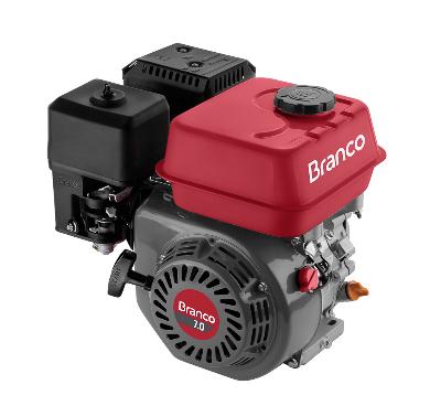 Motor Branco B4T 7.0H C/ Alerta de Óleo Part. Manual 90314595 (a Gasolina)