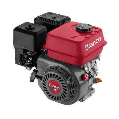 Motor Branco B4T 7.0H C/ Alerta de Óleo Part. Elétrica 90314600 (a Gasolina)