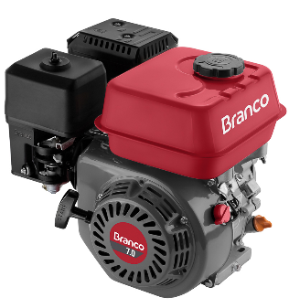 Motor Branco B4T 7.0H Part. Manual 90314590 (a Gasolina)