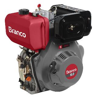 Motor Branco BD 10.0 Part. Elétrica 90311901 (a Diesel)