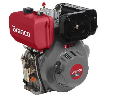 Motor Branco BD 10.0 Part. Manual 90311900 (a Diesel)