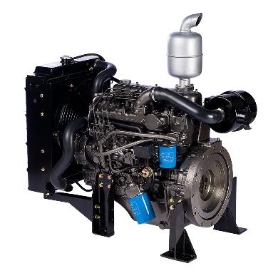 Motor Branco BD 39 E Part. Elétrica 90316070 (a Diesel, Refrigerado a Água)