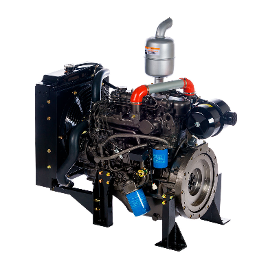 Motor Branco BD 52.0E Part. Elétrica 90316080 (a Diesel)