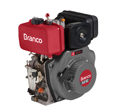 Motor Branco BD 5.0 G2 Part. Manual 90311705 (a Diesel)