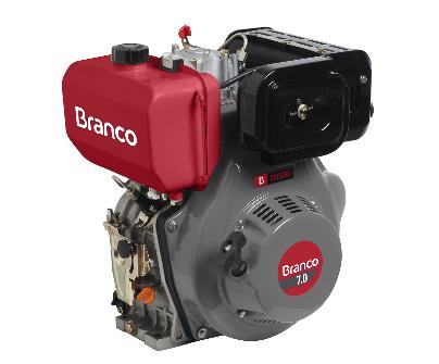 Motor Branco BD 7.0 Part. Manual 90311800 (a Diesel)