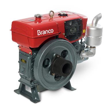 Motor Branco BDA 18.0RA Radiador Part. Manual 90315440 (a Diesel, Refrigerado a Água)